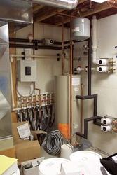 Geothermal setup