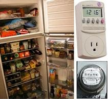 How much power does your fridge use?