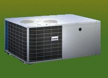 Intertherm single-unit air conditioner