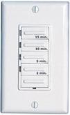 15-10-5-2 minute multi-timer switch