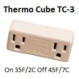 Thermo Cube TC-3 35F/45F, 2C/7C